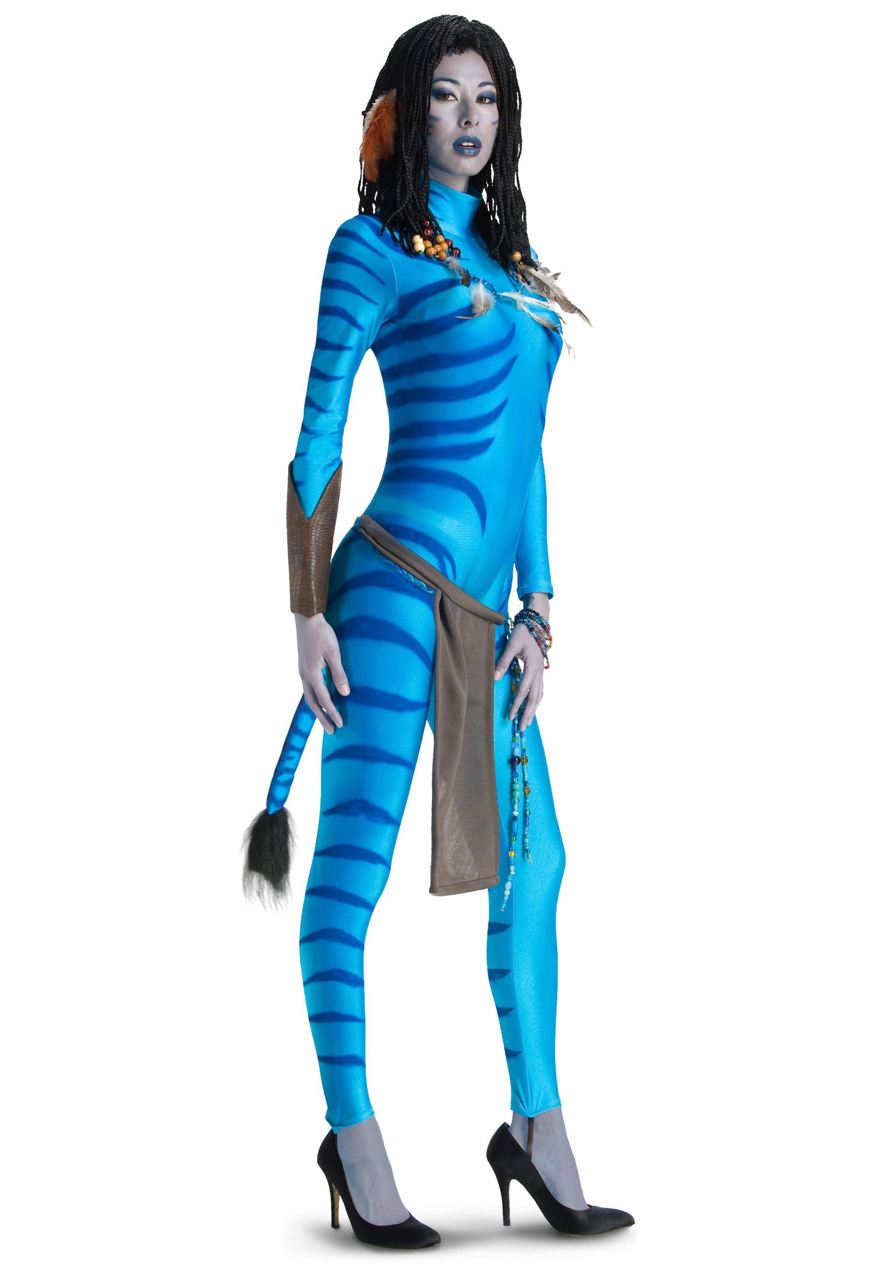 Avatar Costume Men Adult Avatar Neytiri Costume
