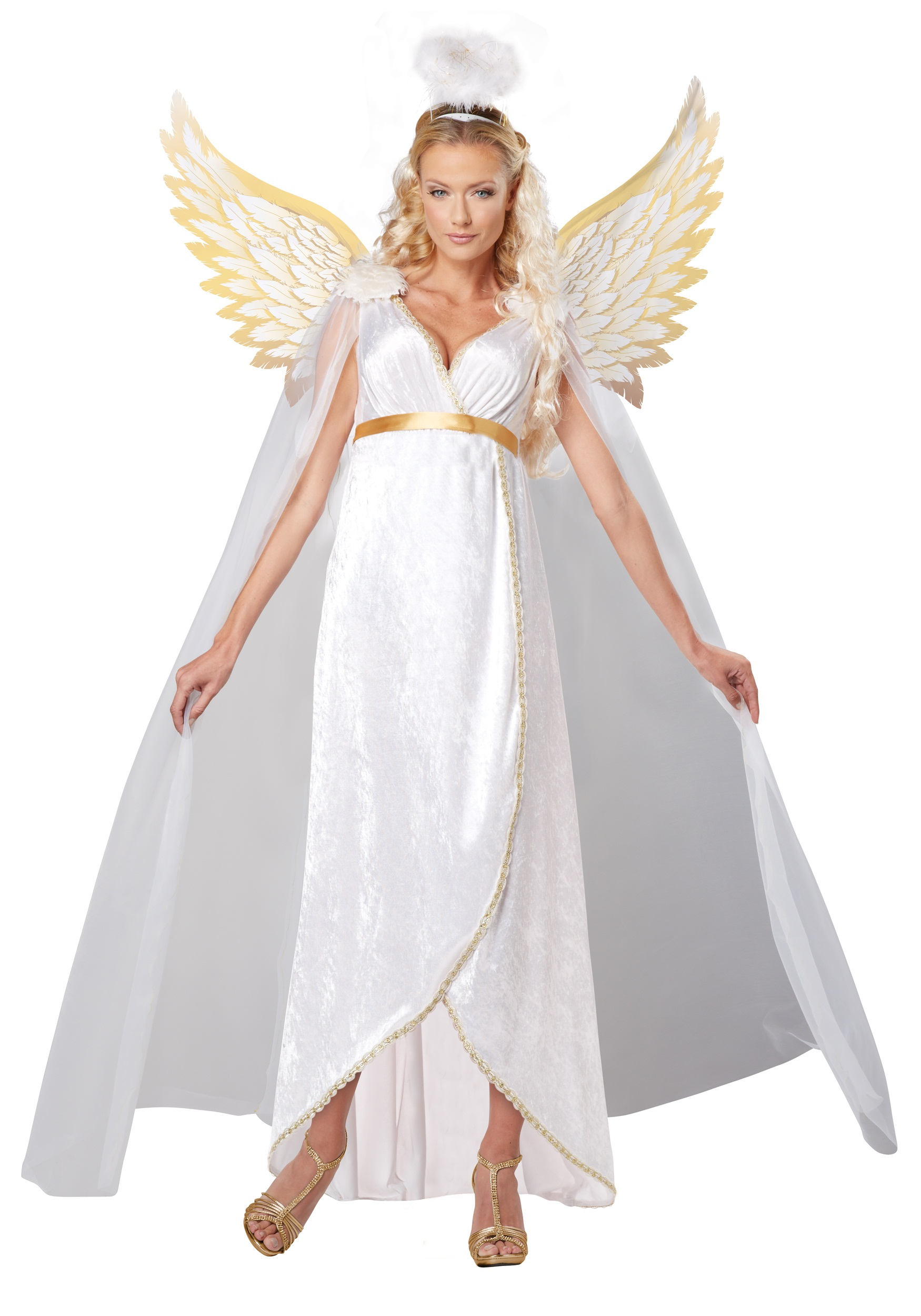 adult guardian angel costume - halloween costumes