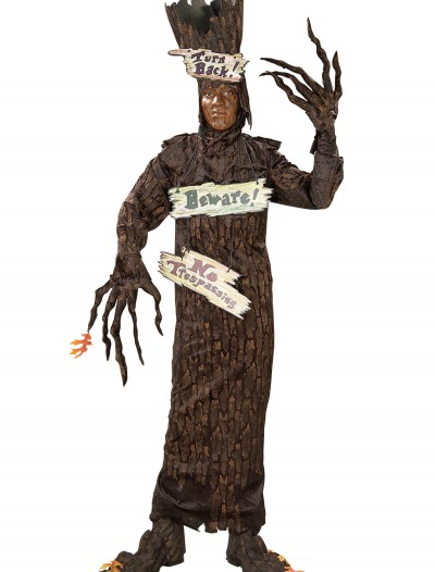 Adult Scary Tree Costume, halloween costume (Adult Scary Tree Costume)