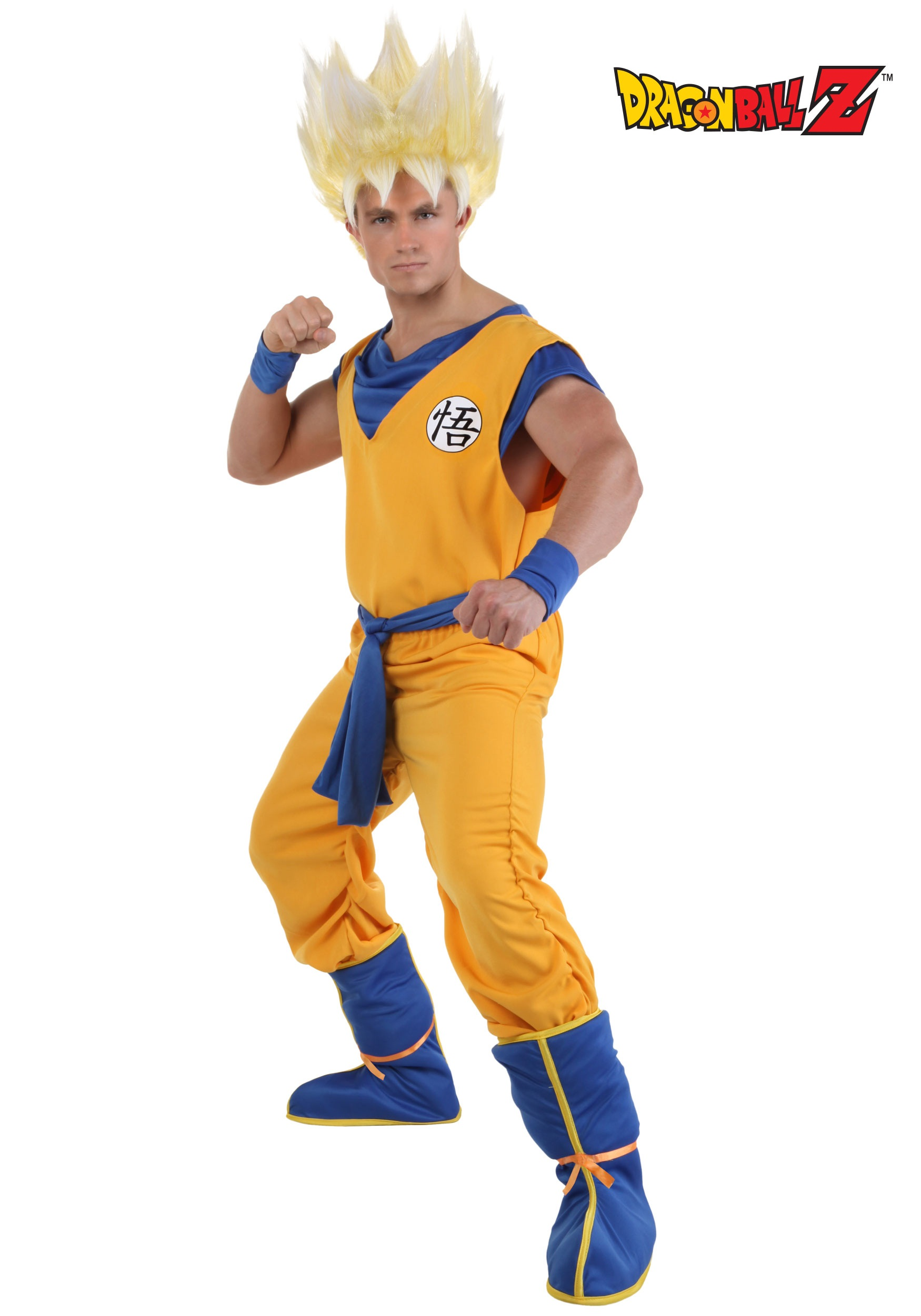 Dragon Ball z Halloween Costumes For Adults Halloween Costume Adult