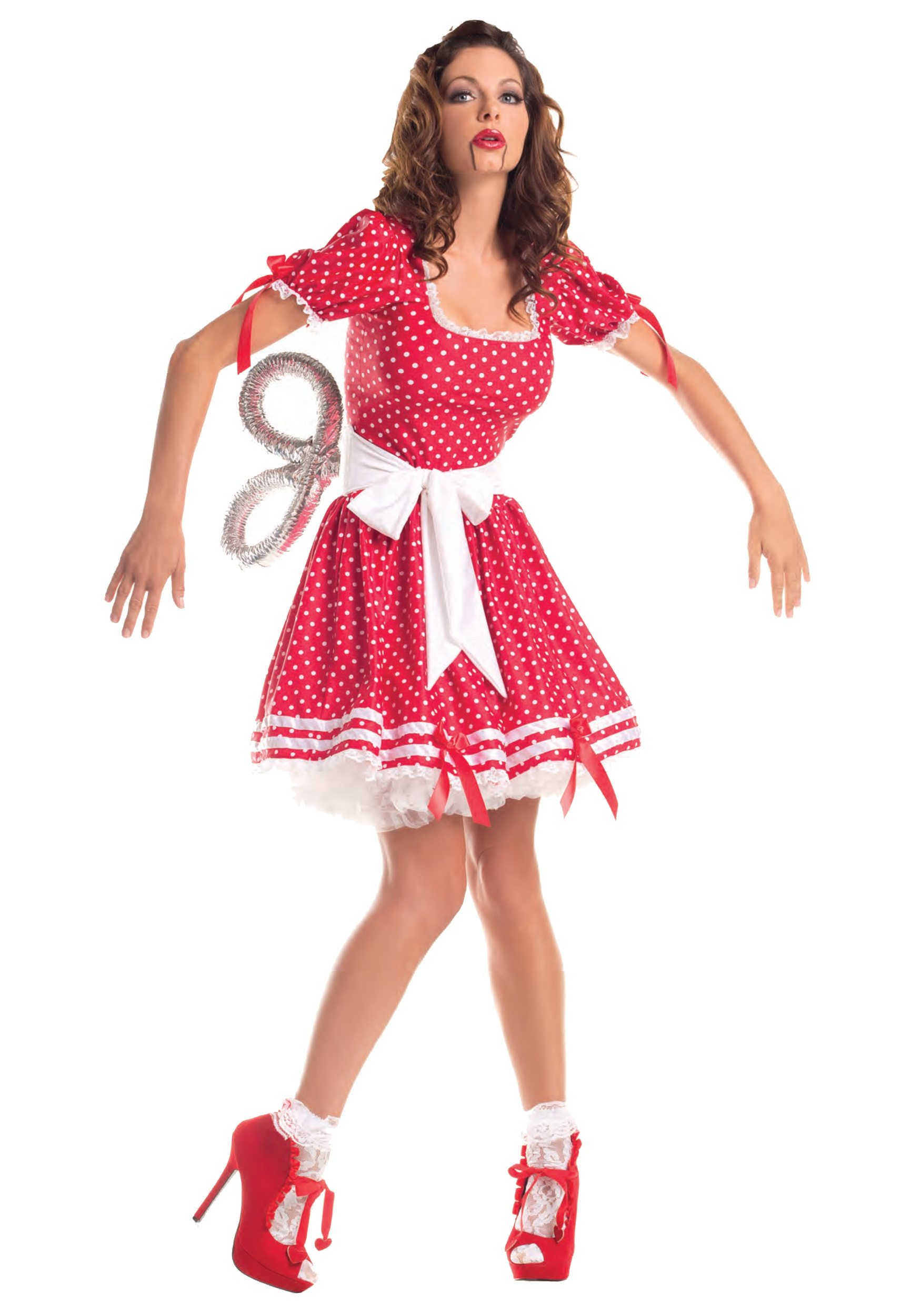 Porcelain Doll Costumes Adults Adult Wind up Doll Costume