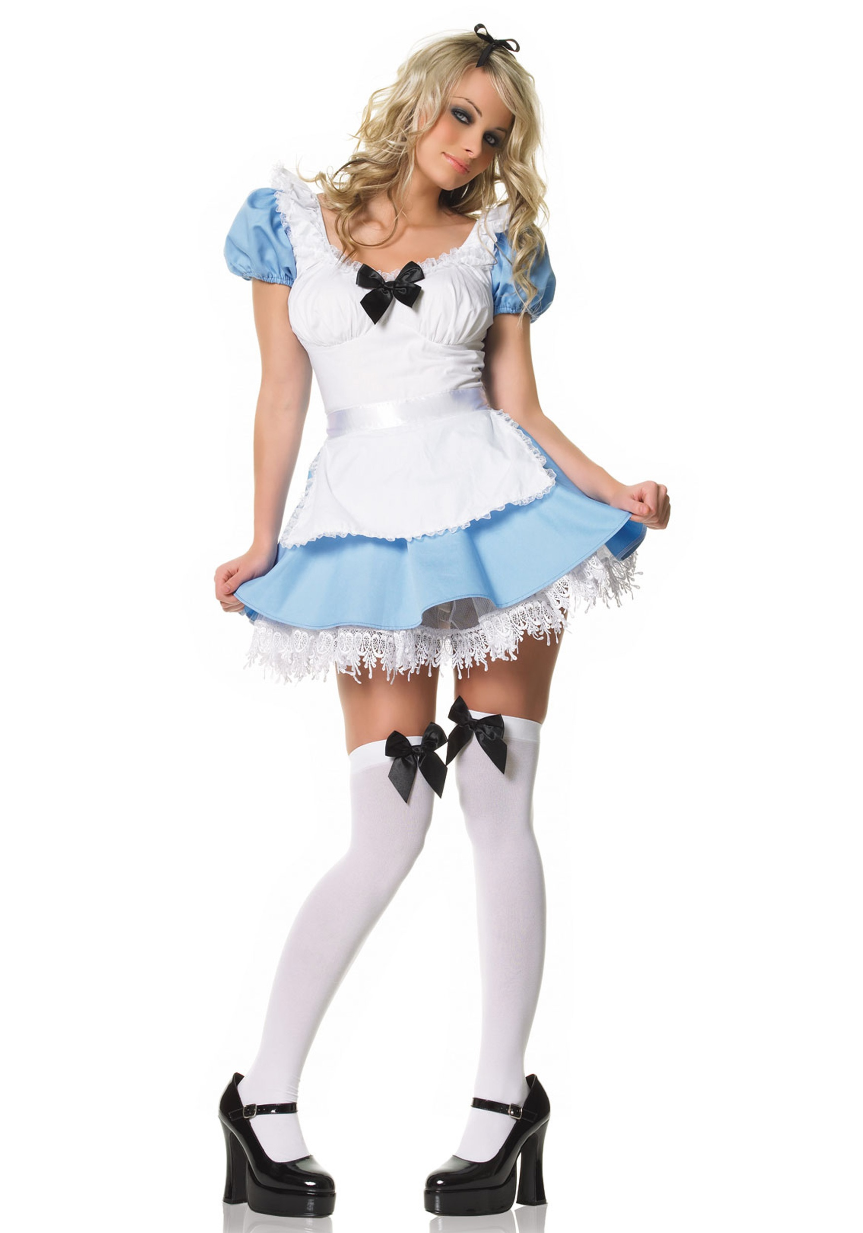 Sexy Alice In Wonderland Costumes 77