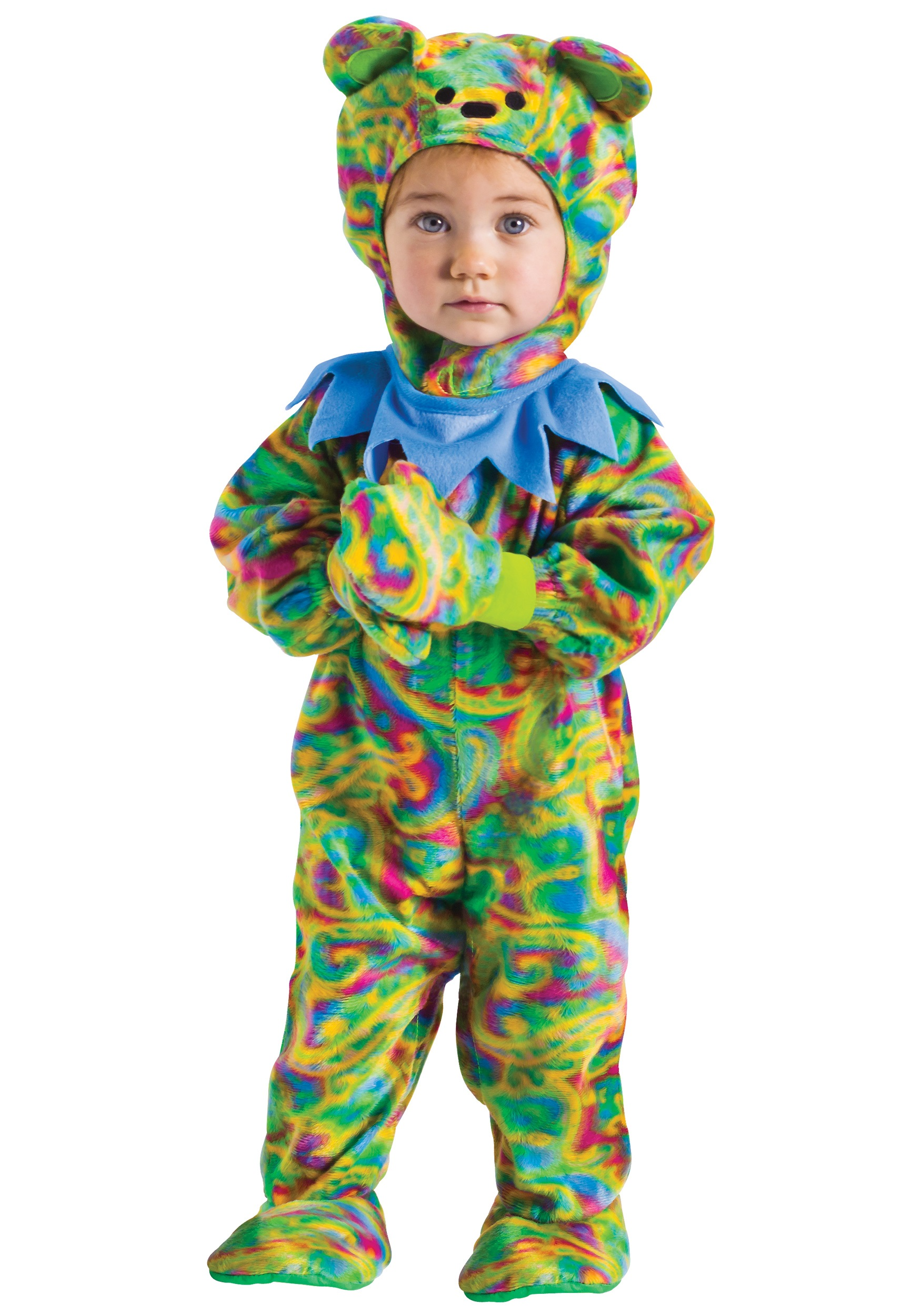Tie Dye Halloween Costume Ideas Baby Tie Dye Bear Costume