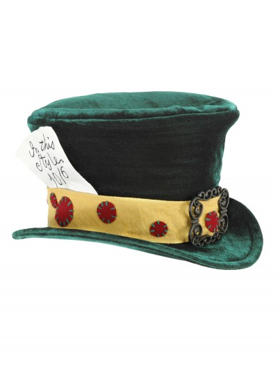 Child's Mad Hatter Hat, halloween costume (Child's Mad Hatter Hat)