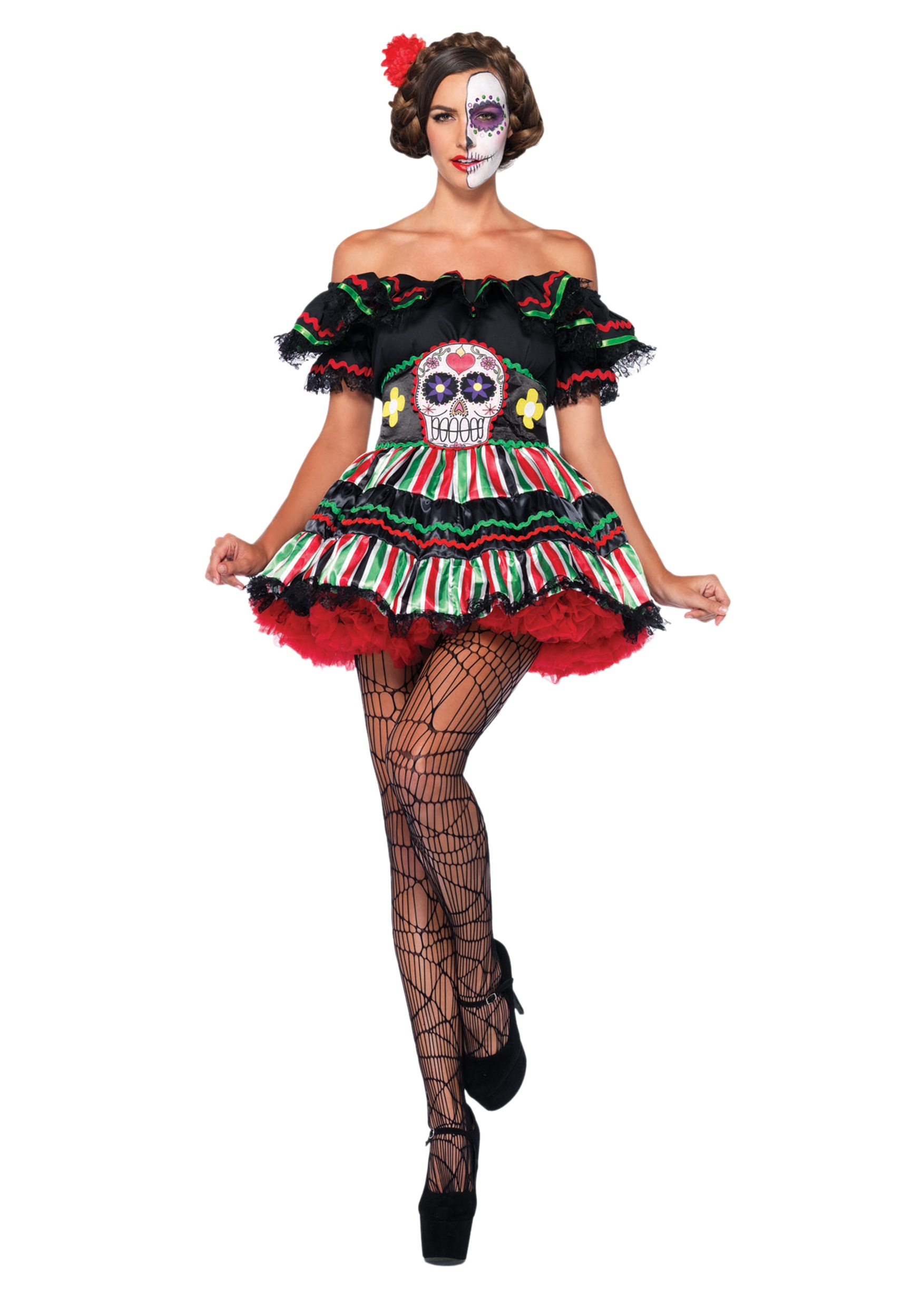 Dead Doll Halloween Costume Ideas Day of The Dead Doll Costume