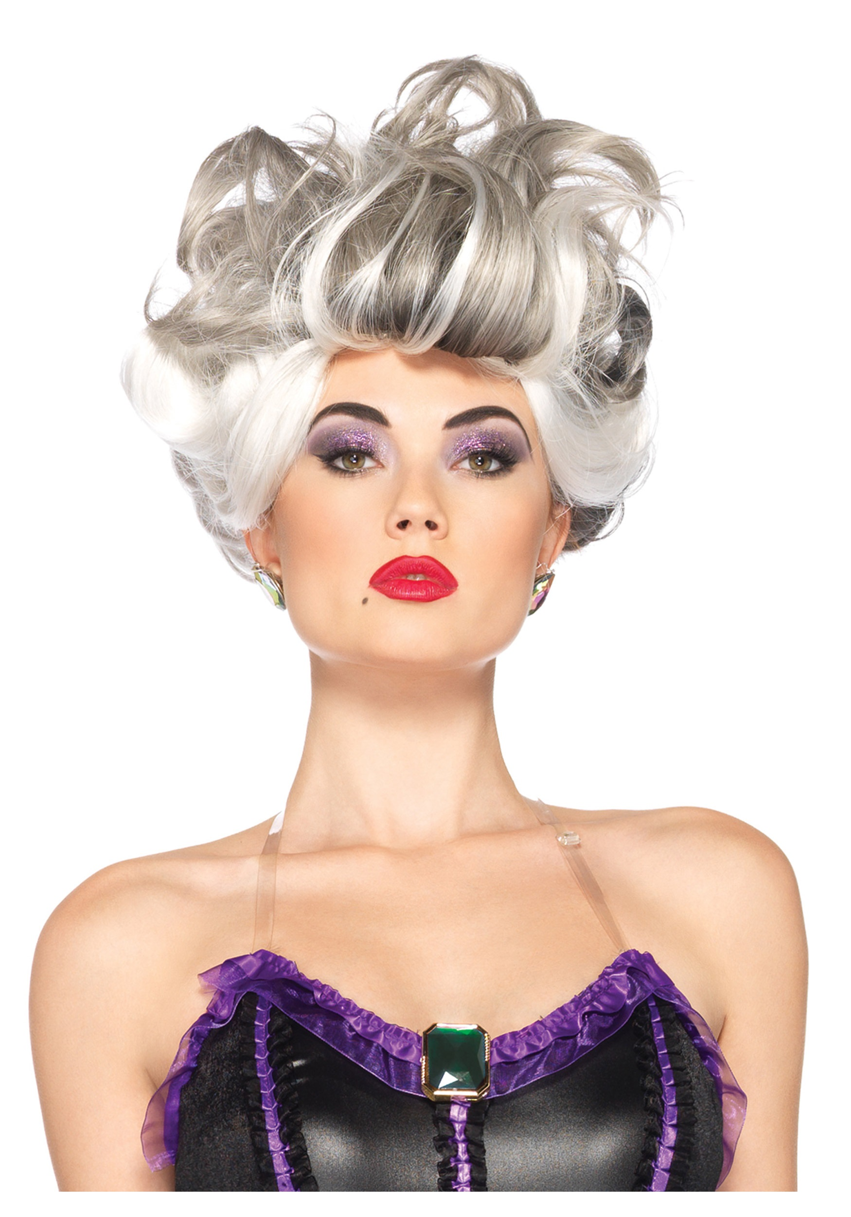 Ursula The Sea Witch Wig - Hair Wig Long
