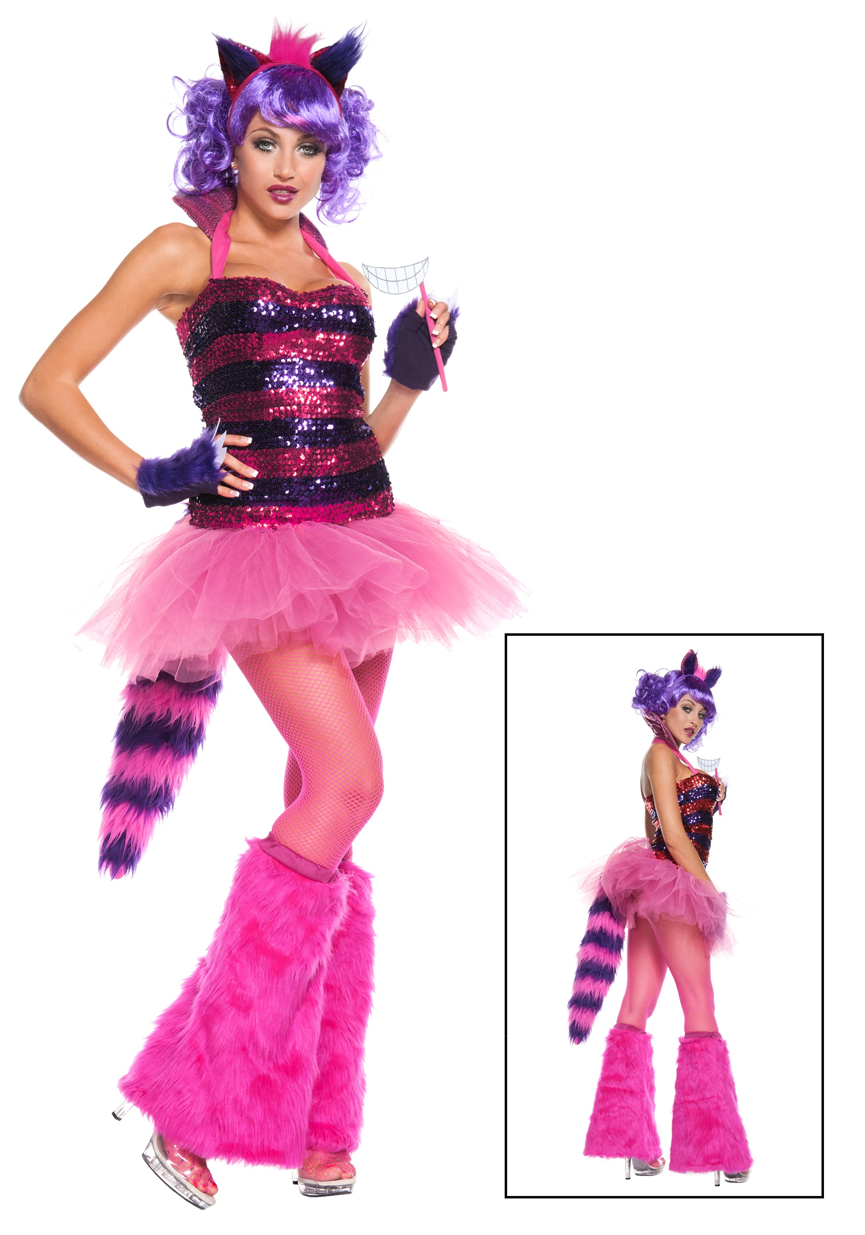 Child Deluxe Cheshire Cat Costume Cheshire Cat Costume