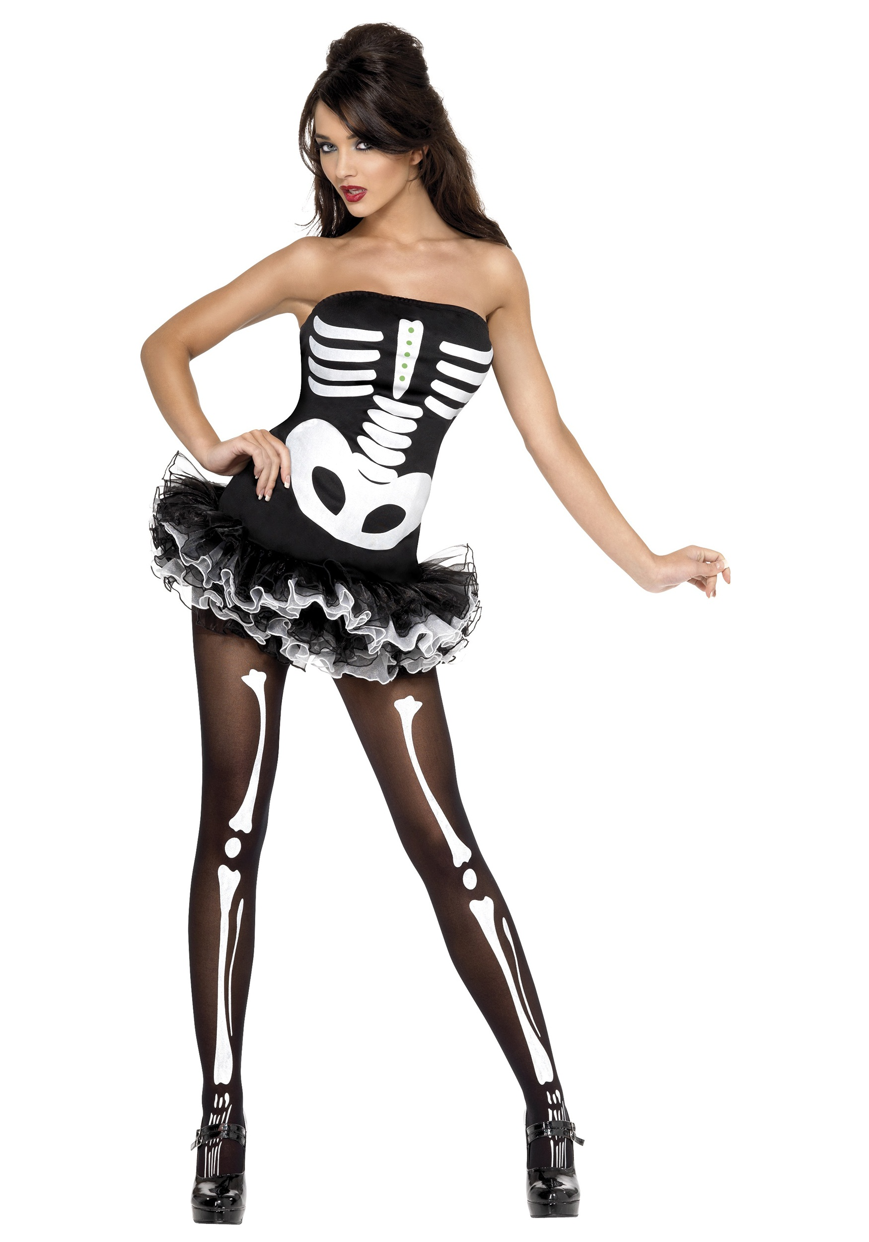 Skeleton cowboy costume - photo#12