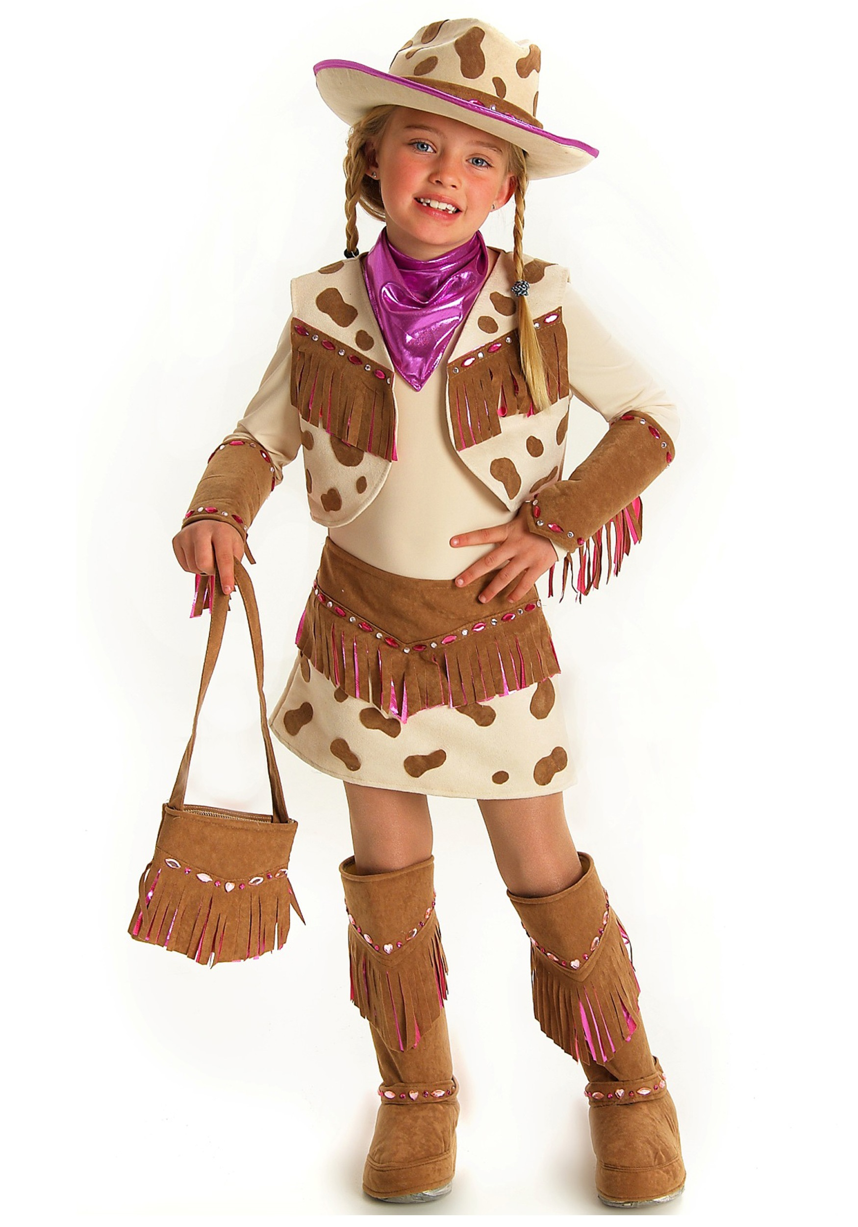 Cowboy costume for girls - photo#18