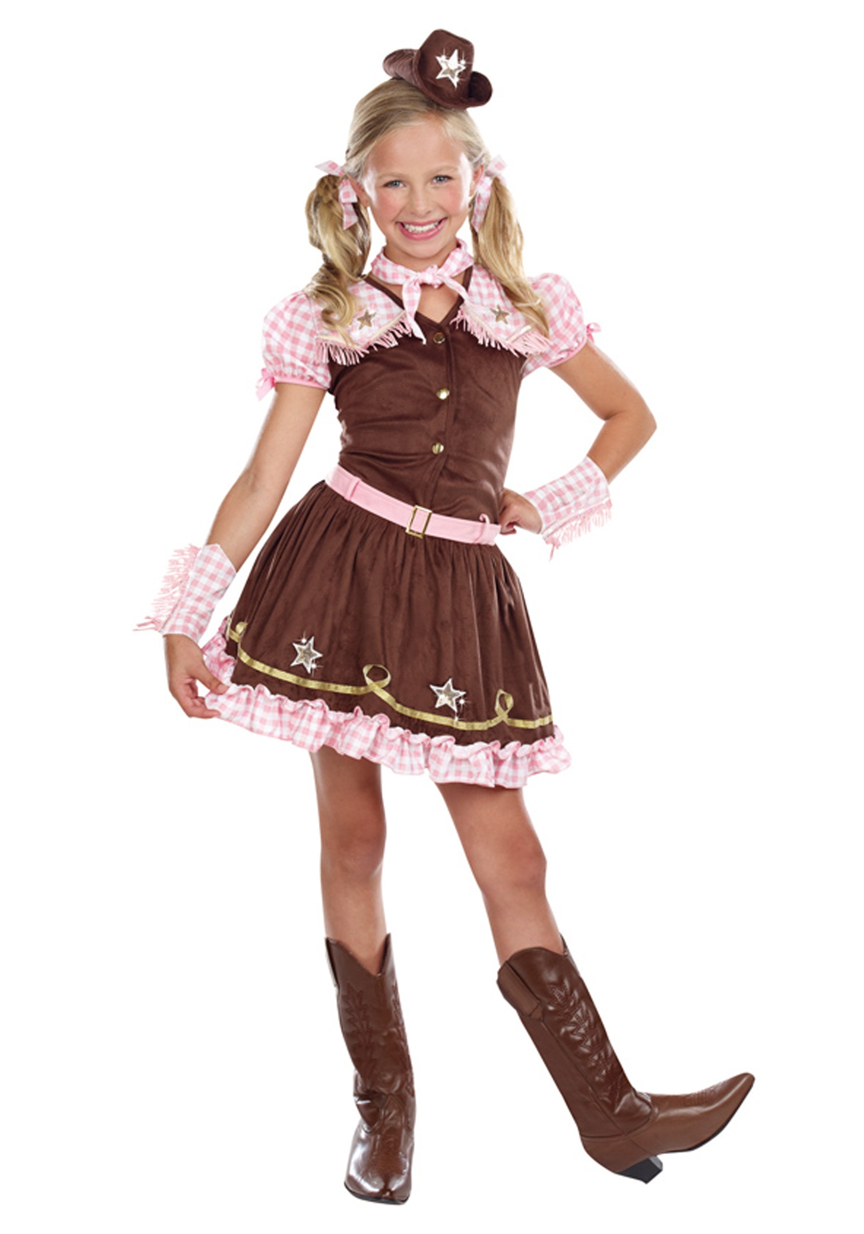 Cowboy costume for girls - photo#5
