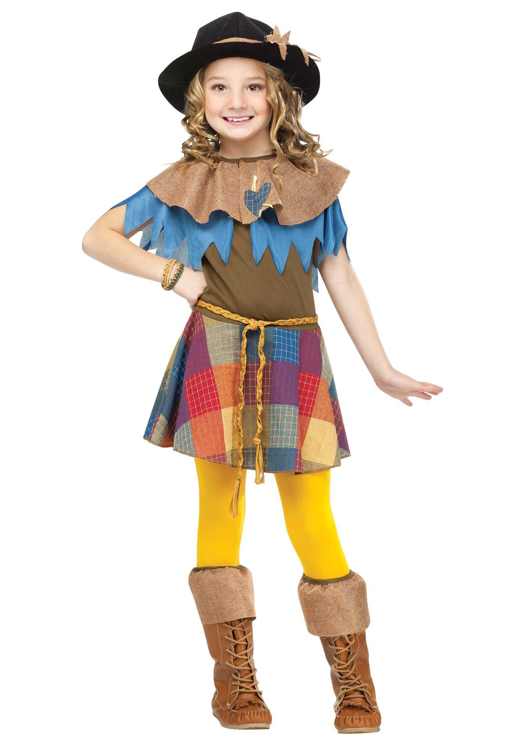 costumes wonderful wizard of oz costumes girls scarecrow costume   28Wizard Of Oz Scarecrow Costume For Girls