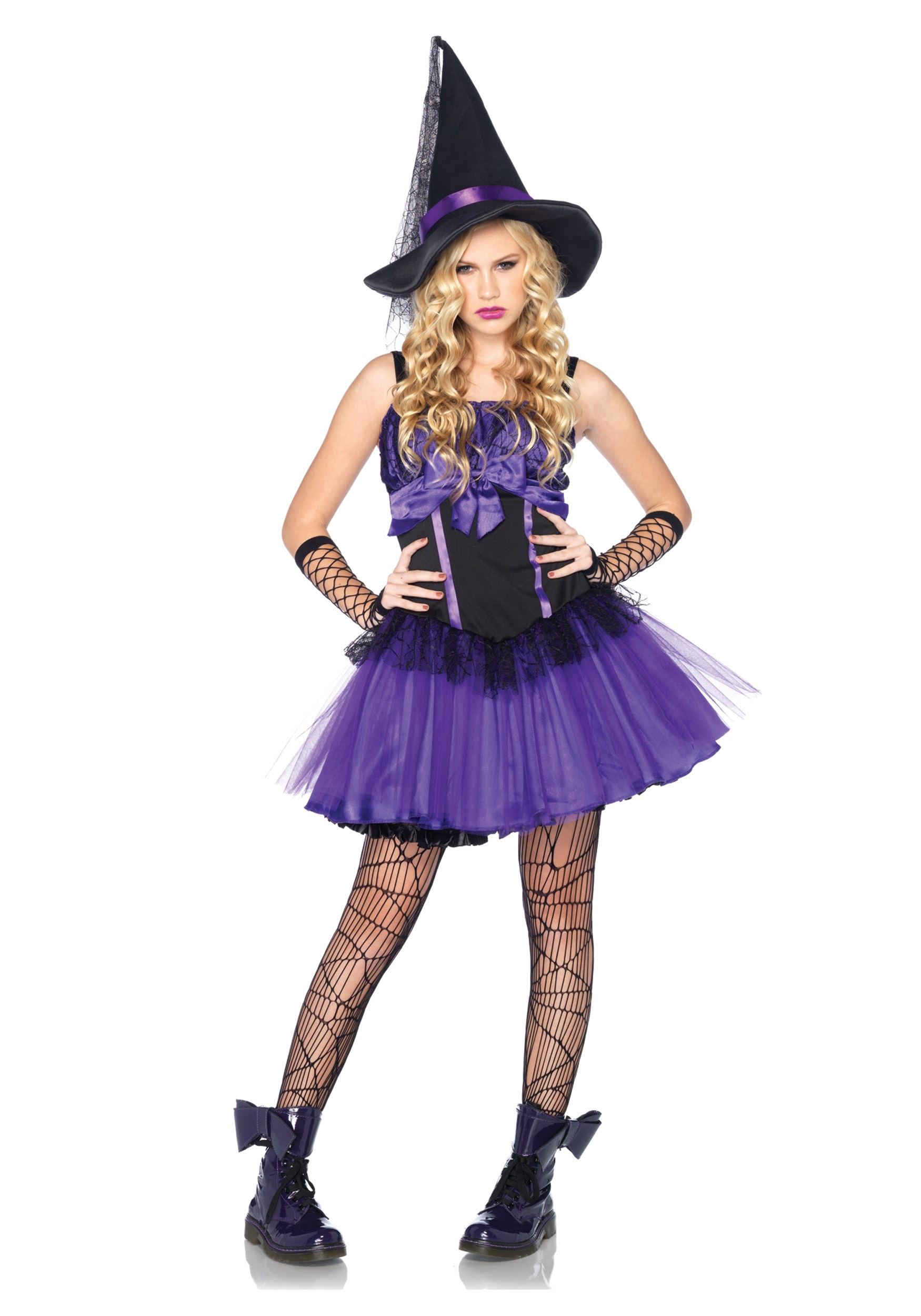 Child Wicked Witch Costume Teen Wicked Witch Costume