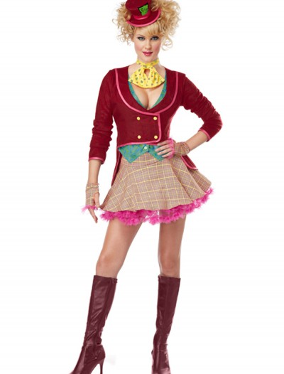 The Sexy Mad Hatter Costume, halloween costume (The Sexy Mad Hatter Costume)