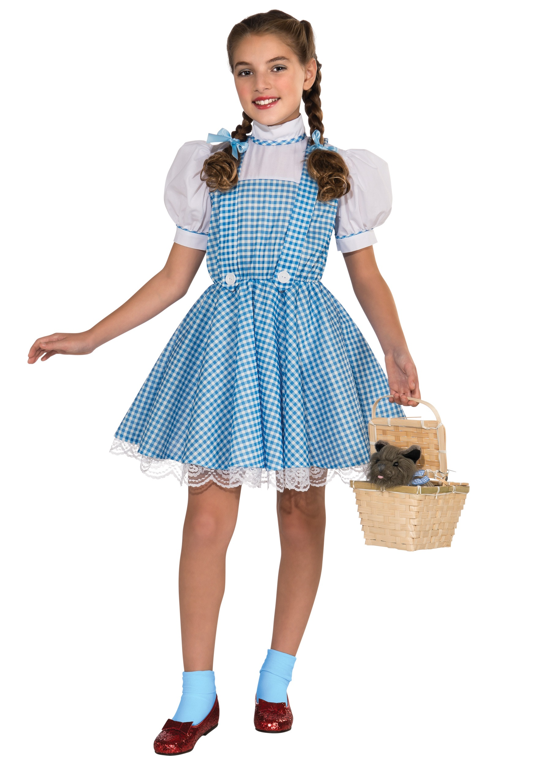 Child Deluxe Alice Costume Child Deluxe Dorothy Costume